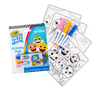 Color Wonder Mess Free Baby Shark Activity Pad All Contents