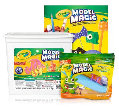 Model Magic Neon Bundle with Tools