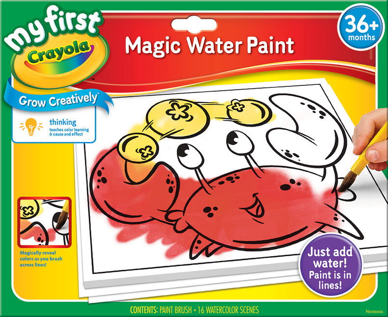Magic Water Paint