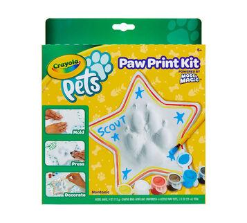 Crayola Pets Paw Print Kit - Star