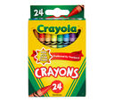 Crayola Classic Crayons, 24 Count Made with Solar Power