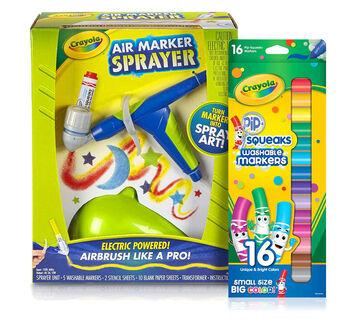 Air Marker Sprayer Bundle