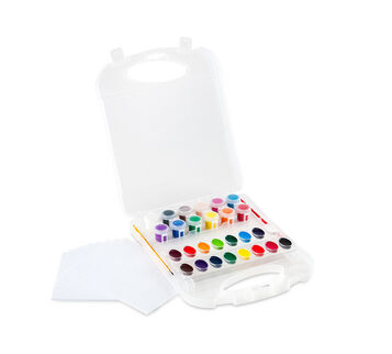 Washable Paint & Paper Kit