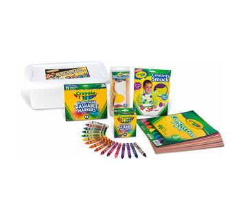 Back to School Supplies Kit, Pre-School