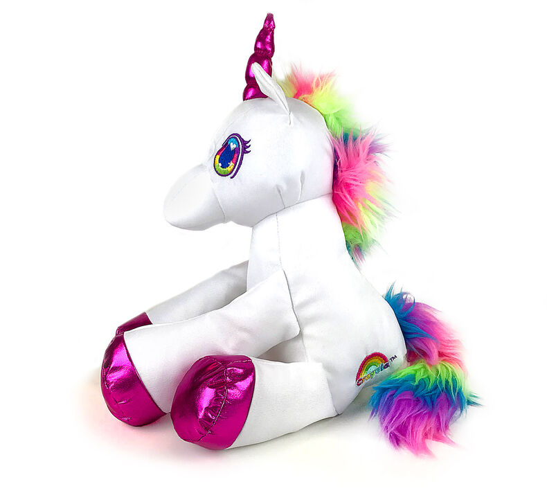 Plush Unicorn Toy, Autograph Animal | Crayola.com | Crayola