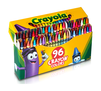 96 count Crayons open box