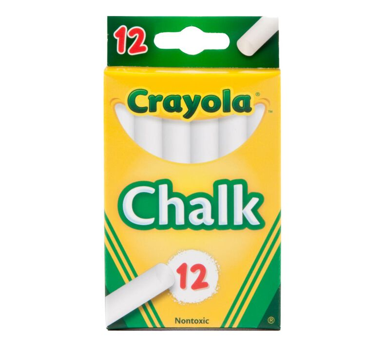 Children's Chalk, 12 Count