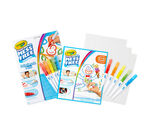 Color Wonder Paintbrush Pens and paper pad front package