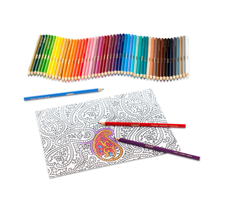 Colored Pencils, 50 Count
