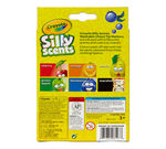 Silly Scents Chisel Tip Markers 6 count open pacakge
