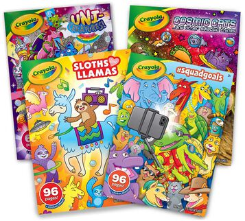 Crayola Paper & Pads - Coloring Books | Crayola | Crayola