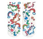 Crayola Color In Socks Unicorn Fun
