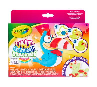 Model Magic Uni-Creatures Stackers Craft Kit