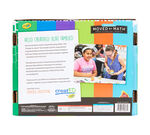 Crayola Unplugged Coding Games for Kids, Grades 6, 7, 8 Front View