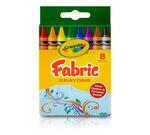 Fabric Crayons 8 ct.