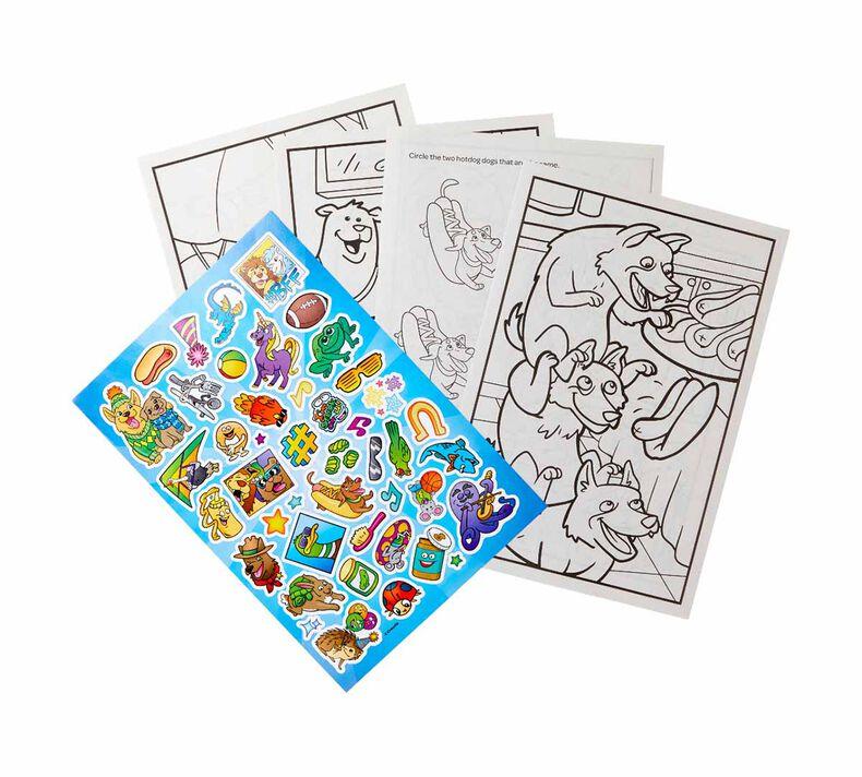 #SquadGoals Coloring Book