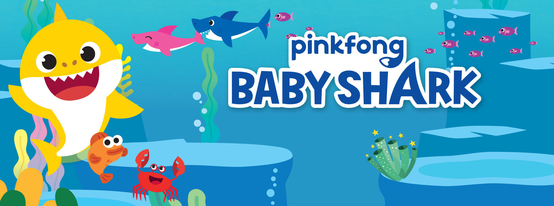 Baby shark coloring pages gifts for kids crayola com crayola