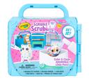 Scribble Scrubbie Pets Vet Set Front View