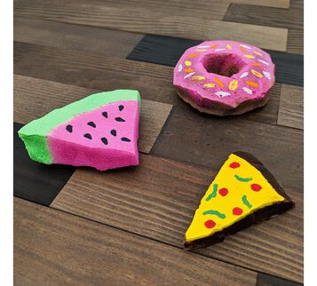 DIY Squishies Kids Party Craft Kit