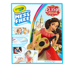 Color Wonder Mess Free Refill Book, Elena of Avalor Front View