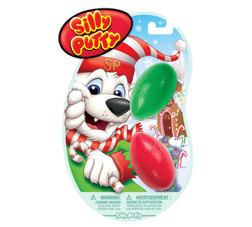 Holiday Silly Putty 2 pack