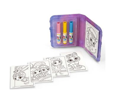 Color Wonder Mess Free On The Go Shimmer And Shine