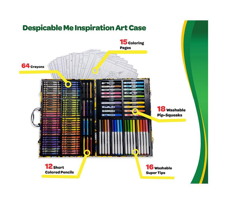 Inspiration Art Case, Despicable Me