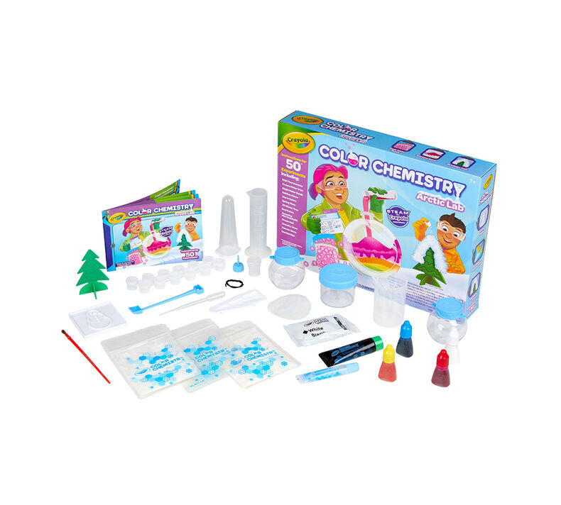 Arctic Color Chemistry & Build A Beast Dragonfly Gift Set
