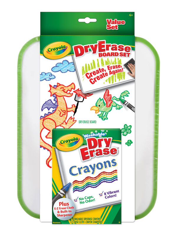 Dry Erase Board Value Set