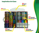 Inspiration Art Case Open Case