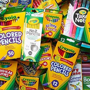 Coloring & Drawing Supply Kits