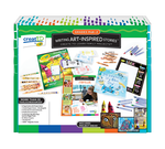 creatED® Family Engagement Kits, Writing Art-Inspired Stories: Grades PK-2: Tell Me a Story Front View