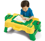 2 in 1 Activity Table package and contents