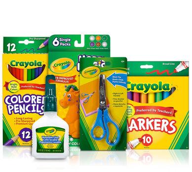 Kids Homework Station Supply Kit