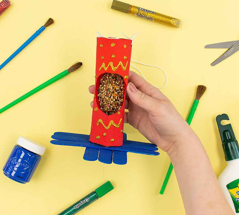 Camp Craft Box & Supply Kit
