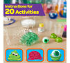 STEAM Gross Science Kit with Instructions for 20 Activities