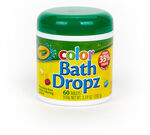 Bathtub Dropz assorted colors