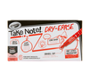 Take Note Dry Erase Markers - Red