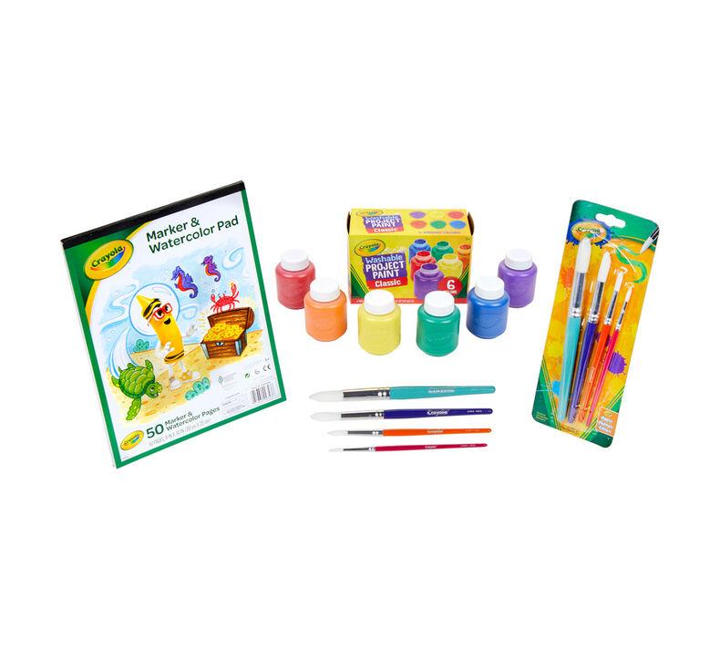 Washable Paint Set for Kids