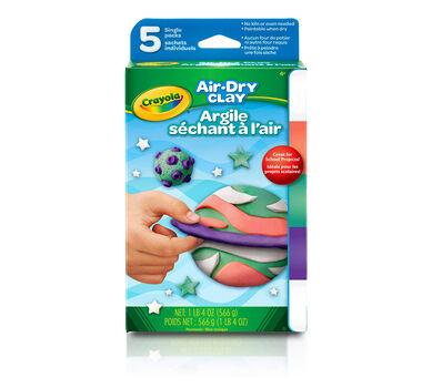 Air Dry Clay Variety Pack