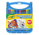 Create and Color With SuperTips Washable Markers Front