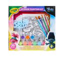Trolls World Tour Sponge Paint Kit