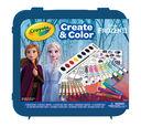 Frozen 2 Create & Color Art Set Front View