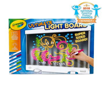 Ultimate Light Board Front