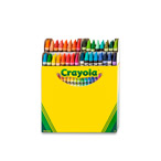 Personalized 64 Count Crayons