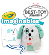 Crayola Imaginables Winner of Good Housekeeping Best Toy Award