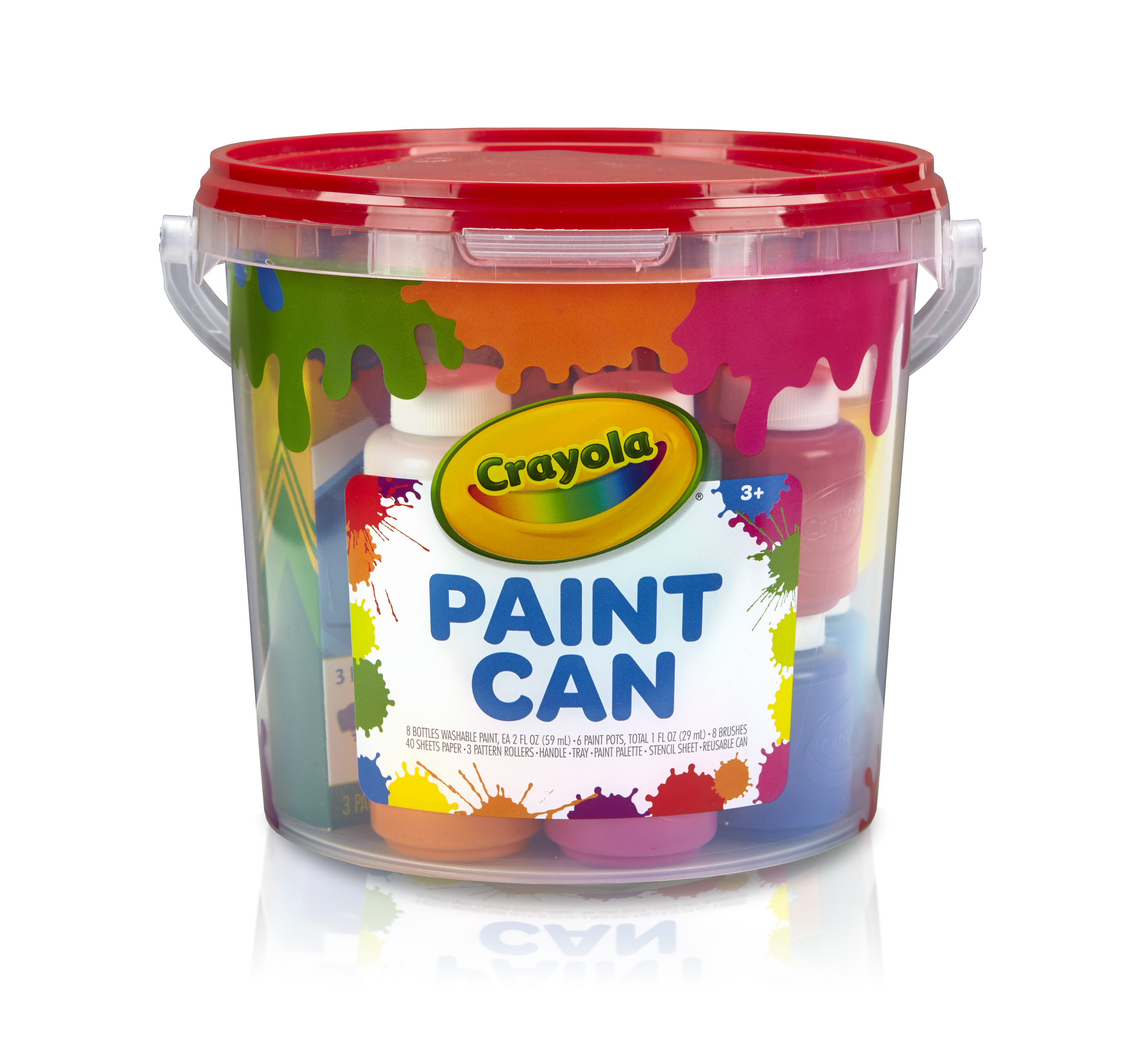 Crayola Paint Party Can Choose Your Colors