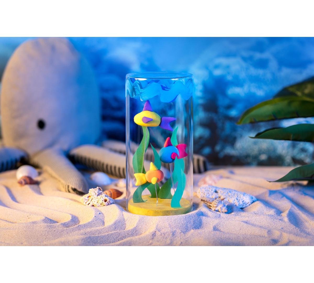 Kids Fish Craft Kit For Diy Fish Tank Crayola Com Crayola