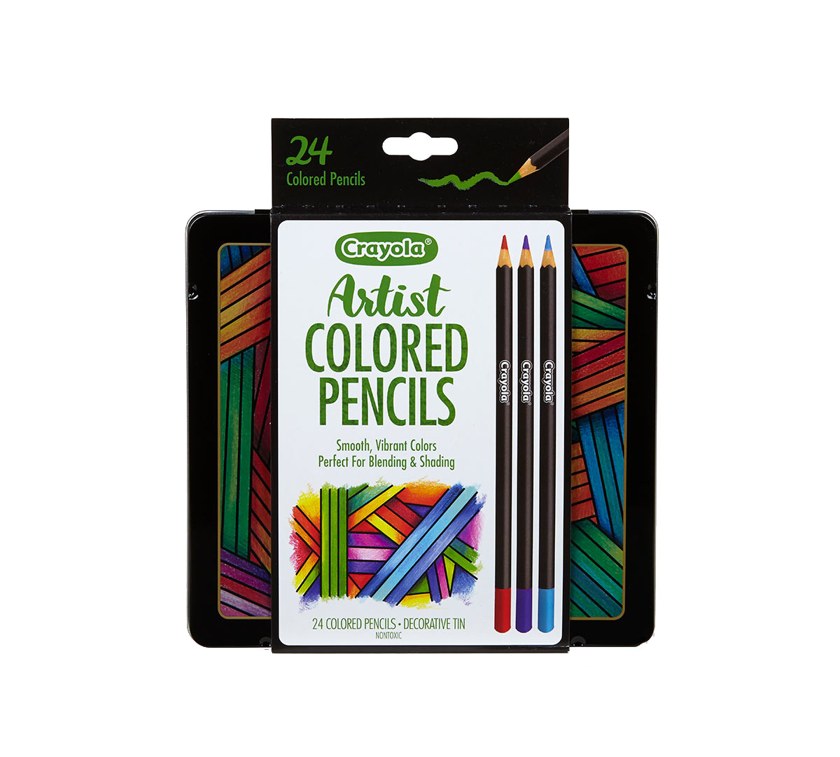Crayola Artist Gel Colored Pencils; Premium Art Tools ...