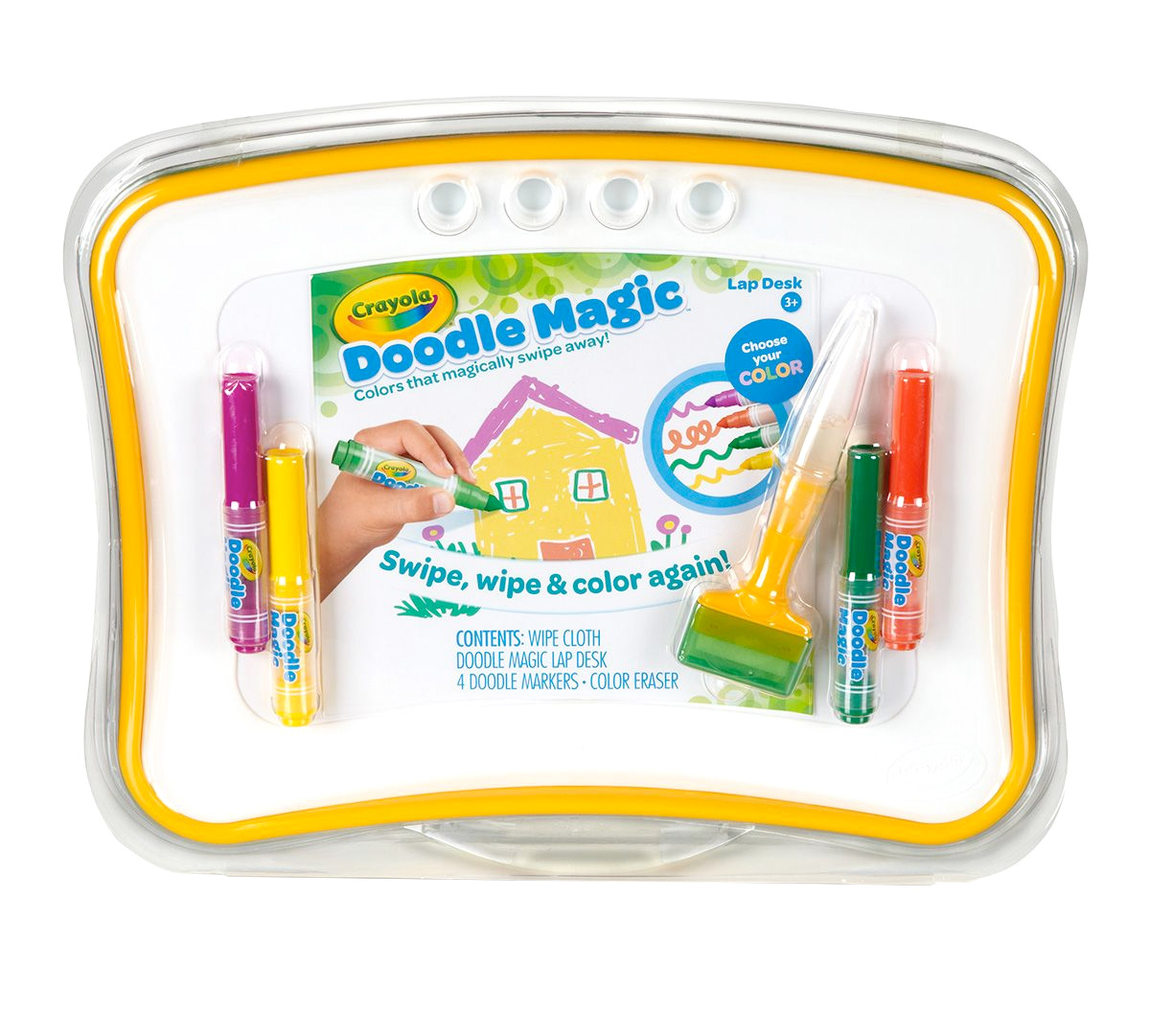 Download Doodle Magic Lap Desk & Magic Drawing Board for Kids | Crayola.com | Crayola